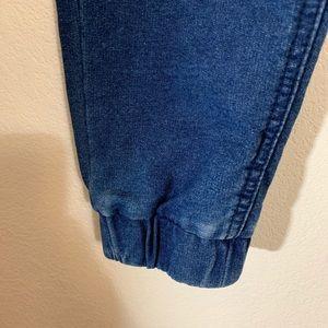 Mudd Bottoms - MUDD | NWT Girls Knit Denim Style Joggers Size 12